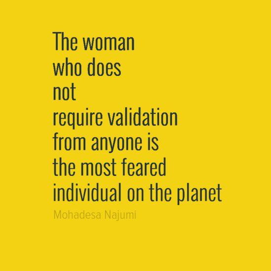 no validation needed