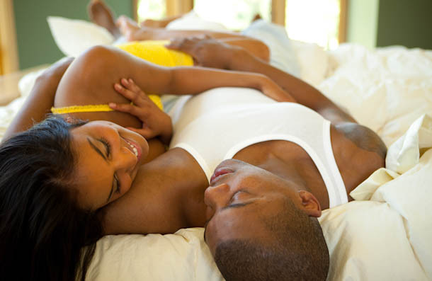 couple-laying-talking-in-bed-opinionatedmale-com